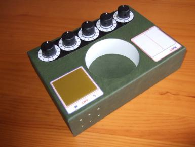 Equipo radiónica RA-21